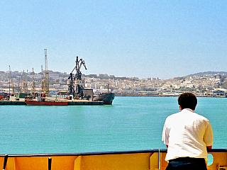 Pár fotek z marockého Tangeru (Maroko)