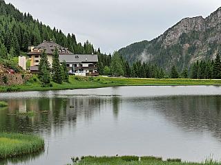 Horská oblast okolo Nassfeldu se skvěle využije v létě i v zimě… (Rakousko)