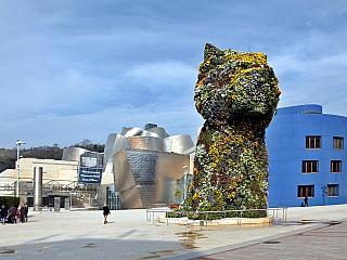 Fotogalerie z baskického města Bilbao (Španělsko)