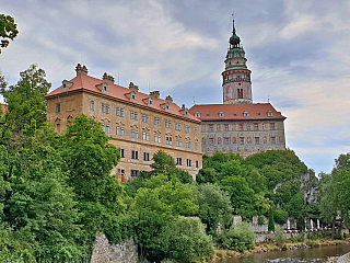 Zámek Český Krumlov (Česká republika)