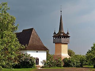 Fotogalerie ze skanzenu v maďarském Szentendre (Maďarsko)
