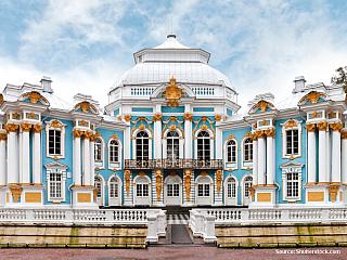 Deník o zoufalém putování do Petrohradu – kapitola 8 (Rusko)