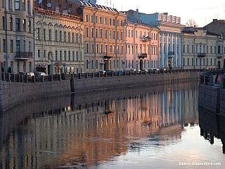 Deník o zoufalém putování do Petrohradu – kapitola 9 (Rusko)