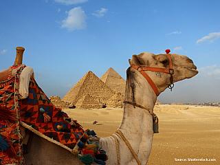 Putování zemí Kemet - Káhira, Sakkára, Gíza (část 1) (Egypt)