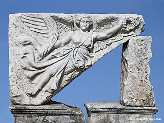 Selcuk - město plné čápů (Turecko)