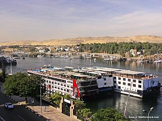 Putování zemí Kemet - Asuán (část 2) (Egypt)