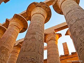Putování zemí Kemet – Luxor (část 3) (Egypt)