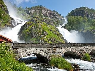 Norsko stopem – kapitola 2 (Norsko)