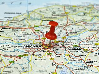 Turecko - Zeměpis a podnebí (Turecko)