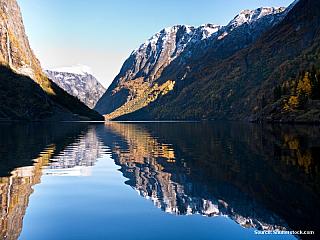 Norsko stopem – kapitola 3 (Norsko)