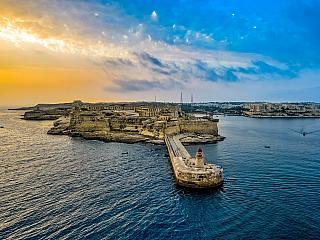 Počasí na ostrově Malta (Malta)
