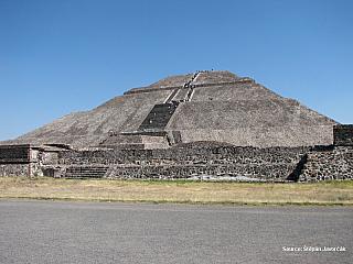 Štěpa ze světa 80 – Mexico City, Oaxaca (Mexiko) (Mexiko)