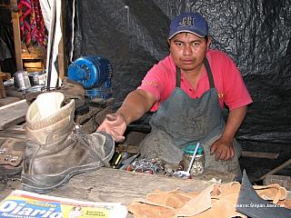 Štěpa ze světa 82 – Panajachel, Chichicastenango, Antigua (Guatemala) (Guatemala)