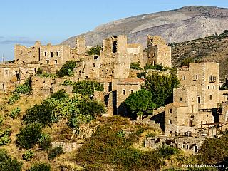 Mani - divoký kraj (Řecko)