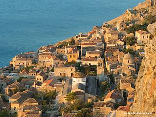 Monemvasia - na skok do středověku (Řecko)