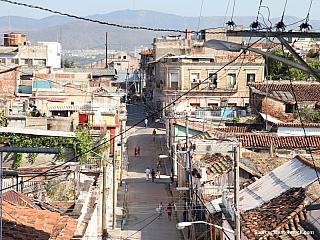 Santiago de Cuba – část druhá (Kuba)