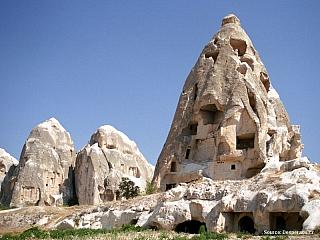 Kudy kam – Göreme a Kappadokia (Turecko)