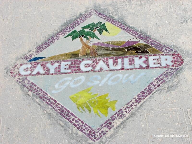 Štěpa ze světa 87 – Caye Caulker (Belize)