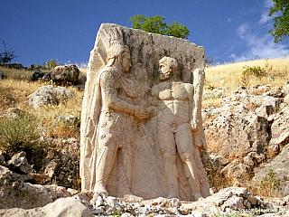 Kudy kam - Kahta a Nemrut Dagi (Turecko)