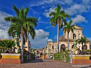 Trinidad – základní info a historie (Kuba)