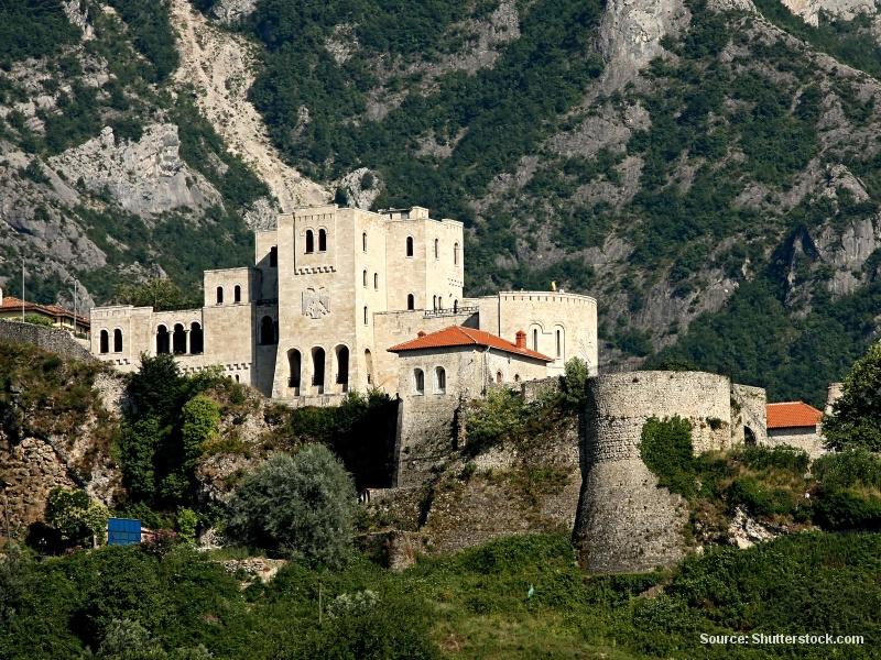 Albánie - zemí orlů, hor a bunkrů