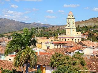 Trinidad – doprava a ubytování (Kuba)