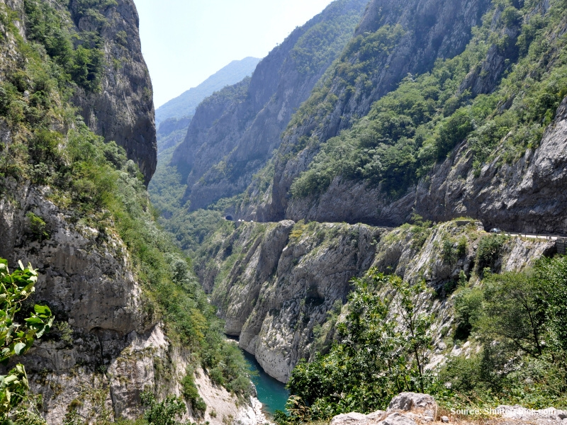 Albánie - zemí orlů, hor a bunkrů (díl 3.)