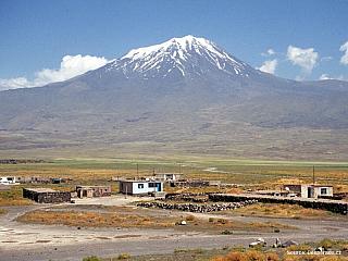 Kudy kam - Dogubeyazit a Ararat (Turecko)