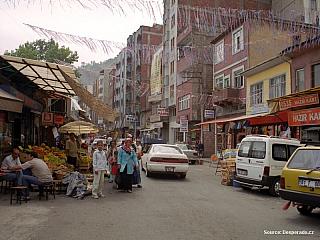 Kudy kam - Trabzon (Turecko)