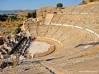 Kudy kam - Selcuk a Efes (Turecko)