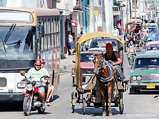 Kuba – bezpečnost, spoje, odlet (Kuba)
