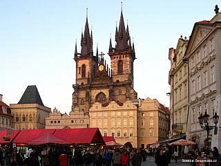 Česká republika – aktuální počasí (Česká republika)