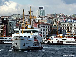 Nejzajímavější místa v Turecku (Turecko)