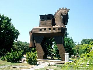 Kudy kam - Canakkale a Trója (Turecko)