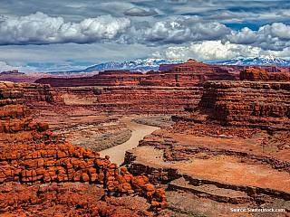 Americká poušť