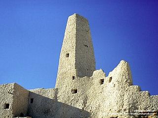Aghurmi - prastaré orákulum (Egypt)
