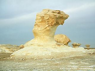 Bílá poušť (Egypt)