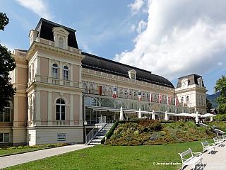 Bad Ischl - letní sídlo císaře Františka Josefa I. (Rakousko)