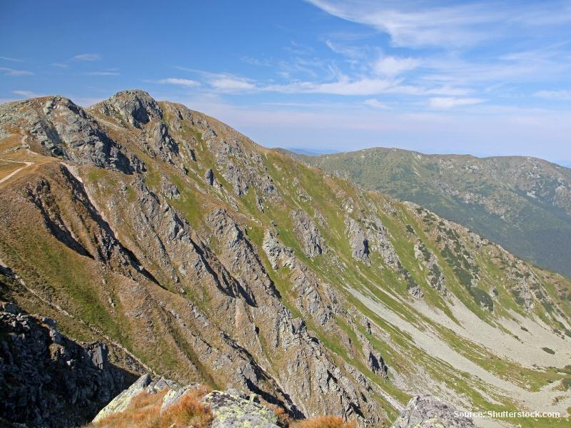 Nezávislé cestovanie po Slovensku – Nízke Tatry