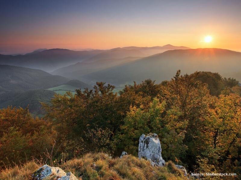 Nezávislé cestovanie po Slovensku – Málo známá Cesta hrdinů SNP
