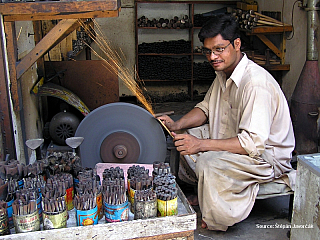 Štěpa ze světa 3 – Cesta přes Pakistán; 17.8.2004 (Pákistán)