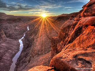Americká poušť II. – část 7. SEDONA A GRAND CANYON (Spojené státy americké)