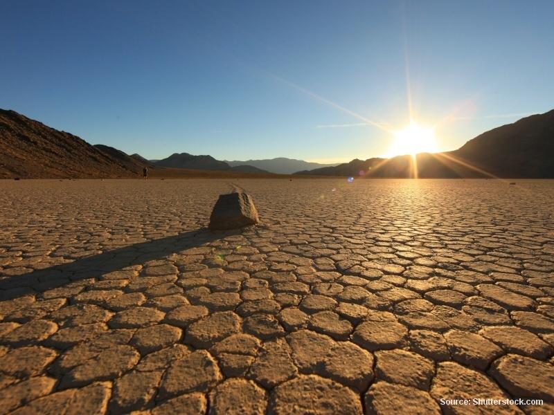 Americká poušť II. – část 9. DEATH VALLEY
