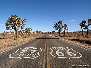 Americká poušť II. – část 10. JOSHUA THREE (Spojené státy americké)