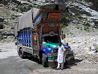 Štěpa ze světa 5 – Gilgit (Pakistán) (Pákistán)