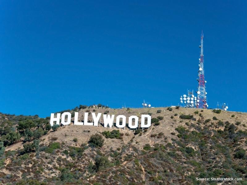 Americká poušť II. – část 11. LOS ANGELES, HOLLYWOOD