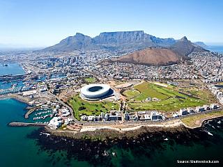 Deník z Jižní Afriky (část 1 / 32) (Jihoafrická republika)