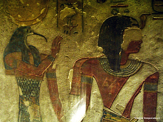 Údolí králů - skryté hrobky faraonů (Egypt)