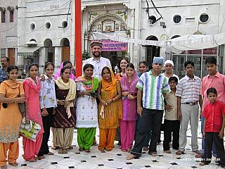 Štěpa ze světa 8 – Amritsar (Indie) (Indie)