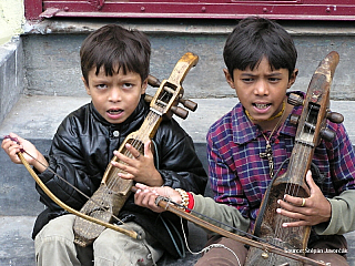 Štěpa ze světa 11 – Nepál (Indie)